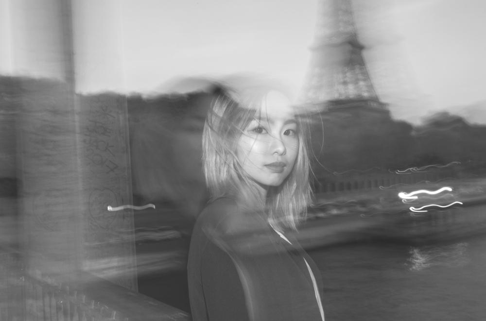 Paris night